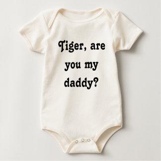 Body Tigre, êtes-vous mon papa ?