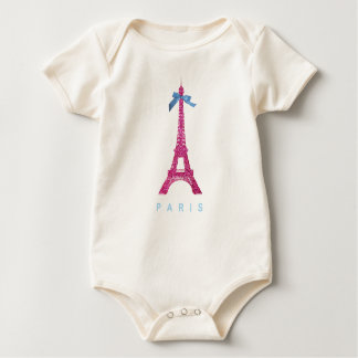 Body Tour Eiffel de roses indien dans des parties