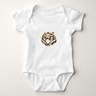 Body Tribal tiger