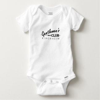 """Body Truc """"Kirchheim """" de bébés du club des messieurs"""