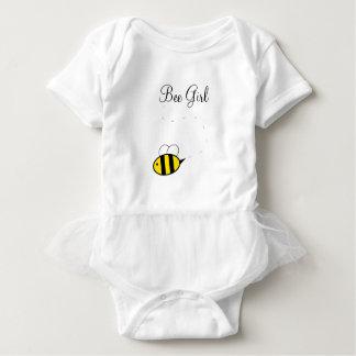 Body Tutu de combinaison de fille d'abeille