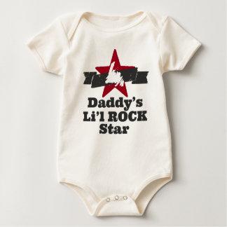 Body Vedette du rock de Li'l (papa)