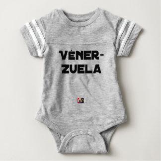 Body VÉNER-ZUELA - Jeux de mots - Francois Ville