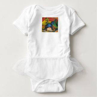 Body Vêtements de bébé de Franz Marc de bébé de projet