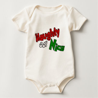 Body Vilain ou Nice ? Vêtements de bébé