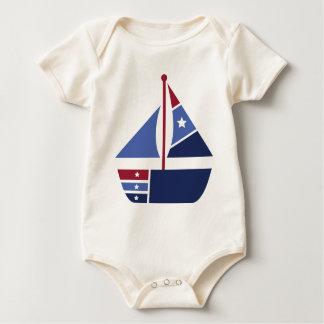 Body Voilier nautique de bébé de vague