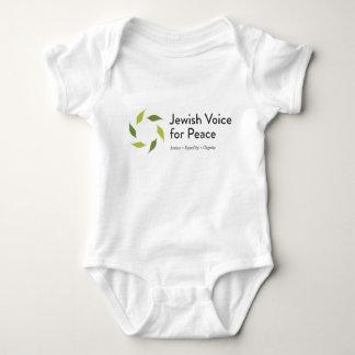 Body Voix juive pour la combinaison d'une seule pièce