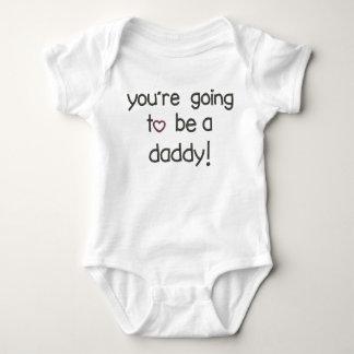 Body Vous allez être un papa ! Faire-part de grossesse