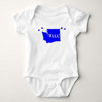 Body WAAA ! combinaison de bébé de Washington
