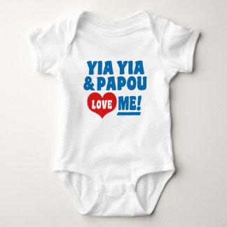 Body Yia Yia et Papou m'aiment
