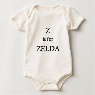 Body Z est pour Zelda