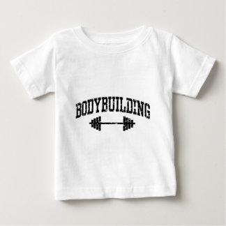 Bodybuilding T-shirt Pour Bébé