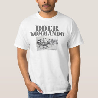 Boer Kommando T-shirt