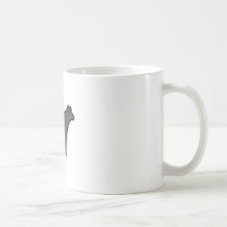 Boeuf Mug Blanc