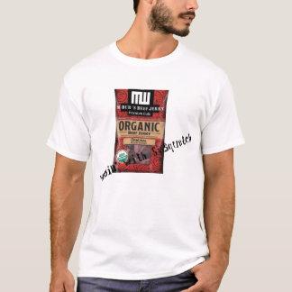 Boeuf séché de M-Copie - Messin avec Sasquatch T-shirt