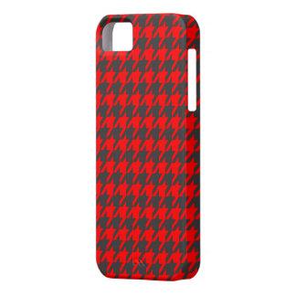 Bois de charpente Jack de pied-de-poule de Stella Coque Case-Mate iPhone 5