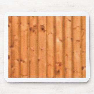 bois et défauts tapis de souris