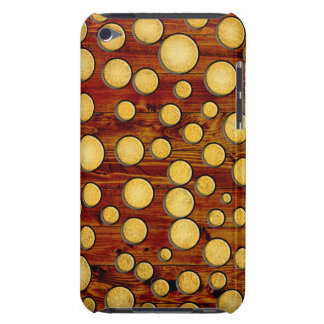 Bois et or coque Case-Mate iPod touch