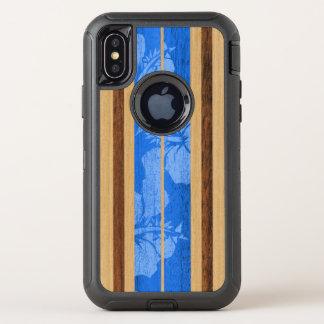 Bois hawaïen vintage de Faux de planche de surf de