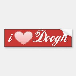 Boisson d'or de yaourt de lettre de Doogh Autocollant Pour Voiture