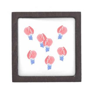 Boîte À Babioles De Première Qualité Boîte-cadeau de ballons à air petite