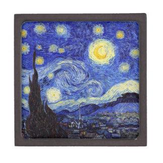 Boîte À Babioles De Première Qualité Boîte de souvenir de nuit étoilée