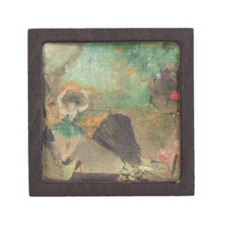 Boîte À Babioles De Première Qualité Edgar Degas | le Loge, c.1883