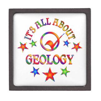 Boîte À Babioles De Première Qualité Tout au sujet de la géologie