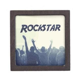 Boîte À Babioles De Première Qualité Vous êtes un Rockstar !
