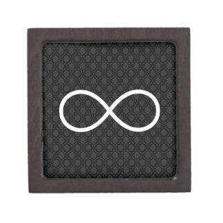 Boîte À Bijoux De Première Qualité La Science ordonne des cadeaux de geek d'infini de