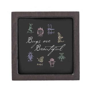 Boîte À Bijoux De Première Qualité Les insectes sont beaux