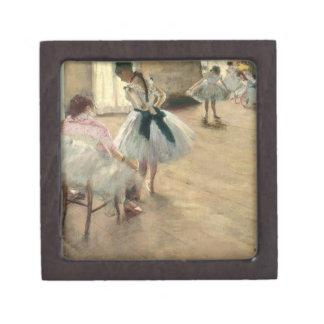 Boîte À Bijoux De Première Qualité Pierre un Renoir | la leçon de danse