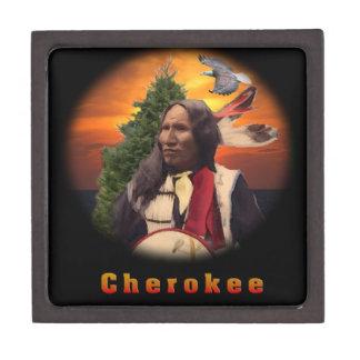 Boîte À Bijoux De Première Qualité T-shirts indiens cherokee