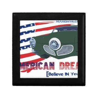 Boîte À Souvenirs 1951 STDB le rêve américain
