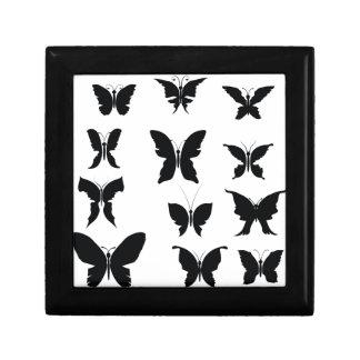 Boîte À Souvenirs 51Butterflies