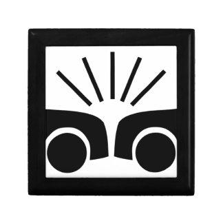 Boîte À Souvenirs Accident de voiture