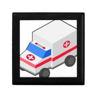 Boîte À Souvenirs Ambulance