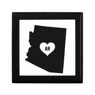 Boîte À Souvenirs Amour de l'Arizona