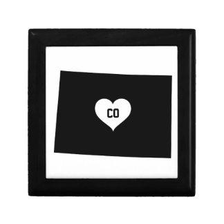 Boîte À Souvenirs Amour du Colorado