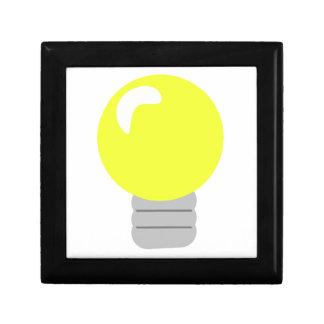 Boîte À Souvenirs Ampoule