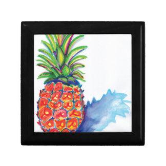 Boîte À Souvenirs Ananas tropical
