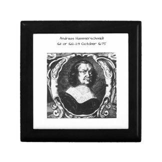 Boîte À Souvenirs Andreas Hammerschmidt