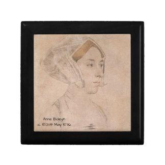 Boîte À Souvenirs Anne Boleyn