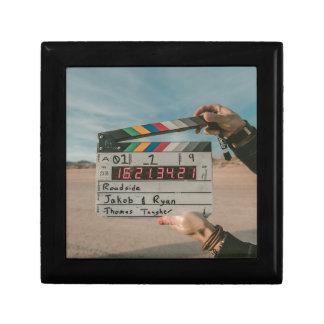 Boîte À Souvenirs Appareil-photo de cinéma de film