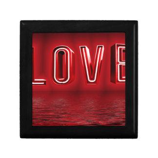 Boîte À Souvenirs Arrière - plan d'amour