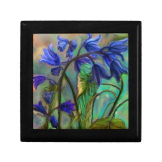 Boîte À Souvenirs Art floral