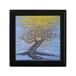 Boîte À Souvenirs Aspirent l'arbre d'amour
