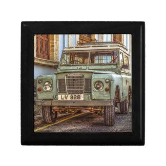 Boîte À Souvenirs Automobile de rue du véhicule 4x4 de voiture