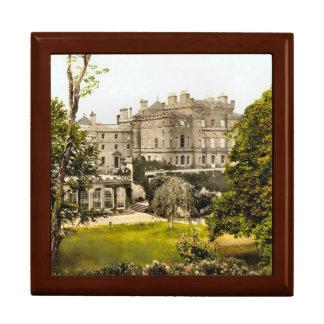 Boîte À Souvenirs Ayrshire Ecosse de château de Culzean