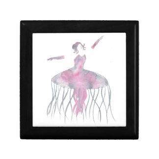 Boîte À Souvenirs Ballerine de méduses - Genevieve